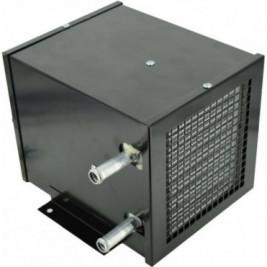 Aeroterma pe baza de apa cu un ventilator de 24V