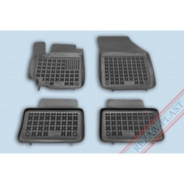 Covoare cauciuc SUZUKI Alto VII 2009-2014 (5 usi) - tip tavita - REZAW PLAST