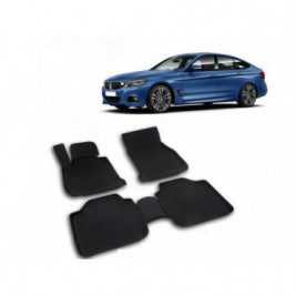 Covoare cauciuc BMW Seria 3 F34 GT 2011-2019 - tip tavita - SEINTEX