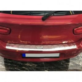 Ornament protectie portbagaj crom BMW Seria 1 F20 / F21 2011-2019