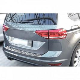 Ornament protectie portbagaj crom VW Touran II 2015-prezent (fara pachet R-Line)