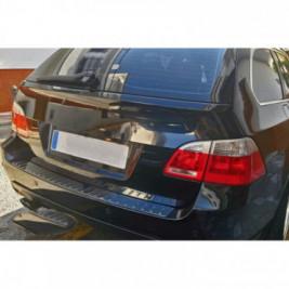 Ornament protectie portbagaj crom BMW Seria 5 E61 2004-2010 Combi