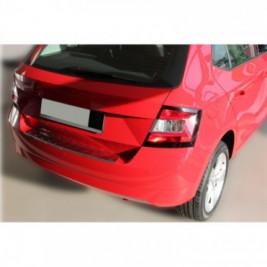 Ornament protectie portbagaj crom SKODA Fabia III 2014-prezent Hatchback
