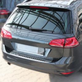 Ornament protectie portbagaj crom VW Golf VII 2012-2019 Combi