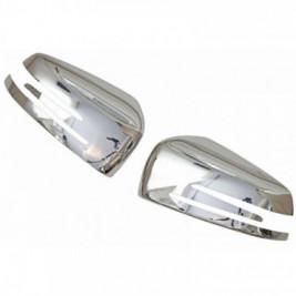 Set ornamente crom oglinda MERCEDES Clasa S W221 2010-2013 Facelift